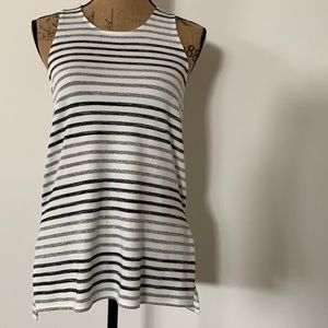 Wilfred Free striped tank top